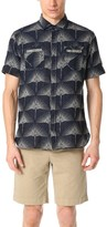Billy Reid Donelson Short Sleeve Shirt