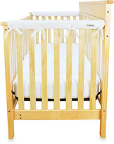 Trend Lab CribWrapTM Convertible Crib Short Narrow Rail Cover