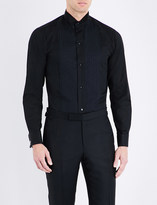Eton Slim-fit cotton-blend shirt