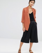 Selected Gavina Blazer with 3/4 Length Sleeves
