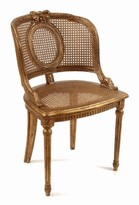 The Well Appointed House Lillian French Chair in Gold