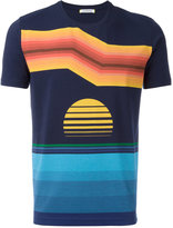 Iceberg printed T-shirt - men - Cotton/Spandex/Elastane - S