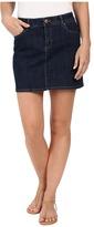DL1961 Parker Skirt in Cartel