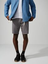 Frank + Oak The Lincoln Twill Short in Grey