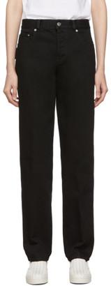 Bottega Veneta Black Utility Jeans
