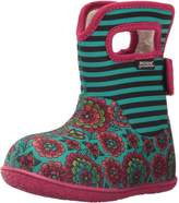 Bogs Kid's BABY PANSY STRIPE Boot