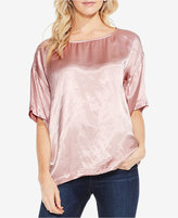 Vince Camuto Two By Ruffle-Sleeve T-Shirt