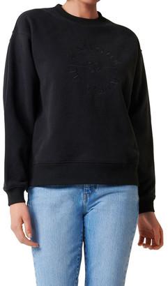 Forever New Sloan Slogan Sweater