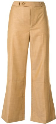 Zimmermann Cropped Trousers