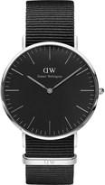 Daniel Wellington Classic Cornwall stainless steel watch