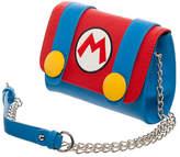 Bioworld Nintendo Mario Side Kick Crossbody Bag