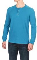 Gramicci Dawn Henley Shirt - Hemp-Organic Cotton, Long Sleeve (For Men)