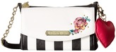 Betsey Johnson Trifold Wallet on a String