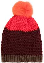 Etro beanie hat with bobble