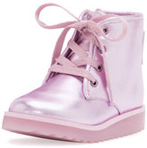 Sophia Webster Wiley Royalty Leather Boot, Pink, Toddler/Youth