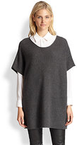 MICHAEL Michael Kors Cashmere Poncho Sweater