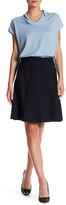 Lafayette 148 New York Rayden Wool Blend Skirt