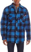 Dickies Men's Printed Polar Fleece Jacket