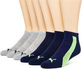 Puma Mens 6-pk. Low-Cut Socks