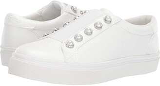 BCBG Girls Mason (Little Kid/Big Kid) (White) Girls Shoes
