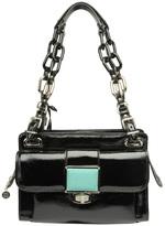 Balenciaga Patent bag with stingray clasp