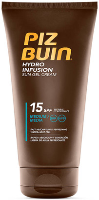 Piz Buin Hydro Infusion Sun Gel Cream SPF 15 150ml