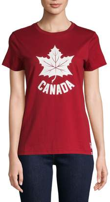 Canadian Olympic Team Collection Womens Core Short-Tee