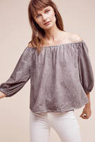 Holding Horses Clemence Off-The-Shoulder Top