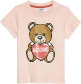 Moschino Toy Bear cotton t-shirt 6-36 months