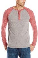 Levi's Men's Clec Long-Sleeve Snow Jersey Henley Shirt