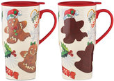 Lenox Home for the Holidays Magic Heat Changing Mug- Gingerbread
