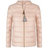 Moncler MonclerGirls Pale Pink Down Padded Ambrine Jacket