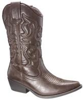 Mossimo Women's Kaci Western Boots