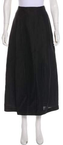 S Solid Midi Skirt w- Tags