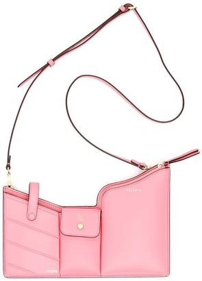 Fendi Pockets Mini Crossbody Bag