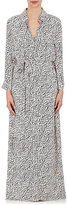 L'Agence WOMEN'S ALANI MAXI SHIRTDRESS