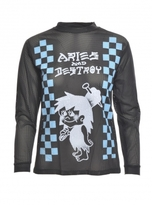 Aries Sponsored Airtex Tee