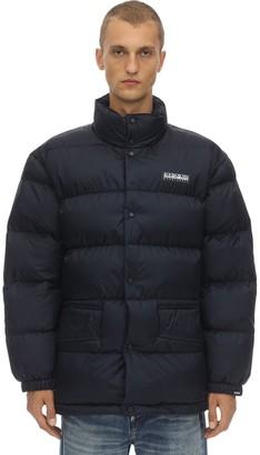 Napapijri Ari Insulated Nylon Taffeta Jacket