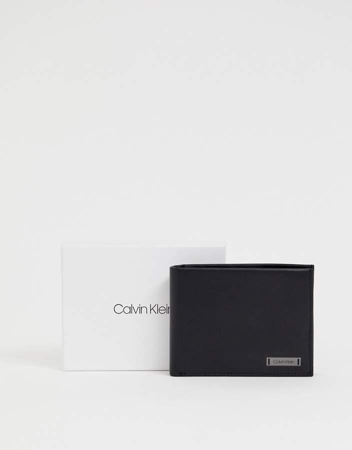 1c222847c4 Calvin Klein Black Wallets For Men - ShopStyle Australia