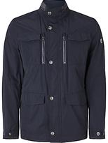 Bugatti Water Repellent Jacket, Navy