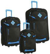 Columbia Hawser 3-Piece Wheeled Luggage Set