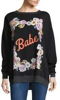 Wildfox Couture Babe Roadtrip Sweater