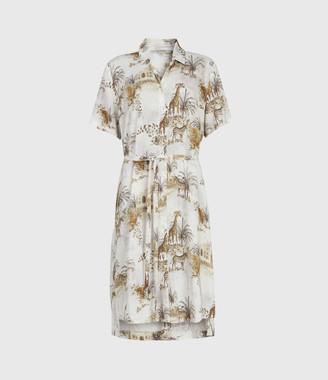 AllSaints Athea Tajpur Dress