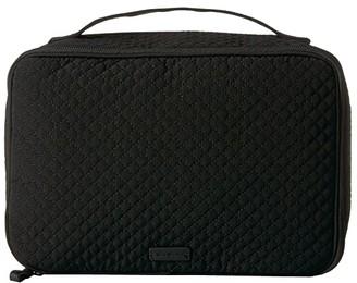Vera Bradley Large Blush Brush Case (Classic Black) Luggage