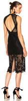 Alexis Oralie Dress in Black.