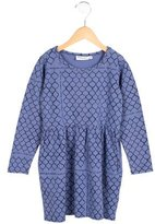 Mini Rodini Girls' Printed Long Sleeve Dress