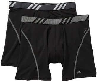 adidas Sport Performance Mesh Boxer Brief - Pack of 2