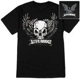 FEA Men's Alter Bridge Skull with Wings Logo T-Shirt