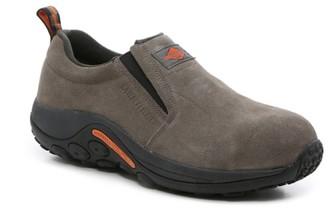 Merrell Jungle Moc Alloy Toe Slip-On Trail Shoe - Men's