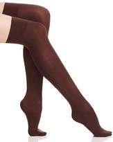 Hue Second Skin Over-the-Knee Socks